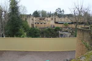 Croc Drop Construction, 19th March 2020, Chessington World of Adventures Resort