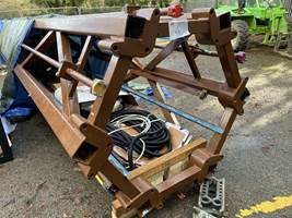 Croc Drop - Ride Hardware Arrives, 19th December 2020, Chessington World of Adventures Resort