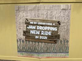 Croc Drop Marketing, July 27th 2020, Chessington World of Adventures Resort