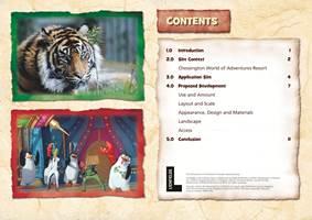 Croc Drop - Propsal Document - Page 1, Chessington World of Adventures Resort