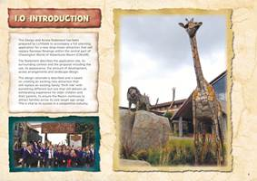 Croc Drop - Propsal Document - Page 2, Chessington World of Adventures Resort