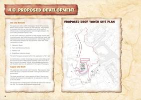 Croc Drop - Propsal Document - Page 9, Chessington World of Adventures Resort