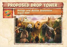 Croc Drop - Propsal Document - Page 14, Chessington World of Adventures Resort