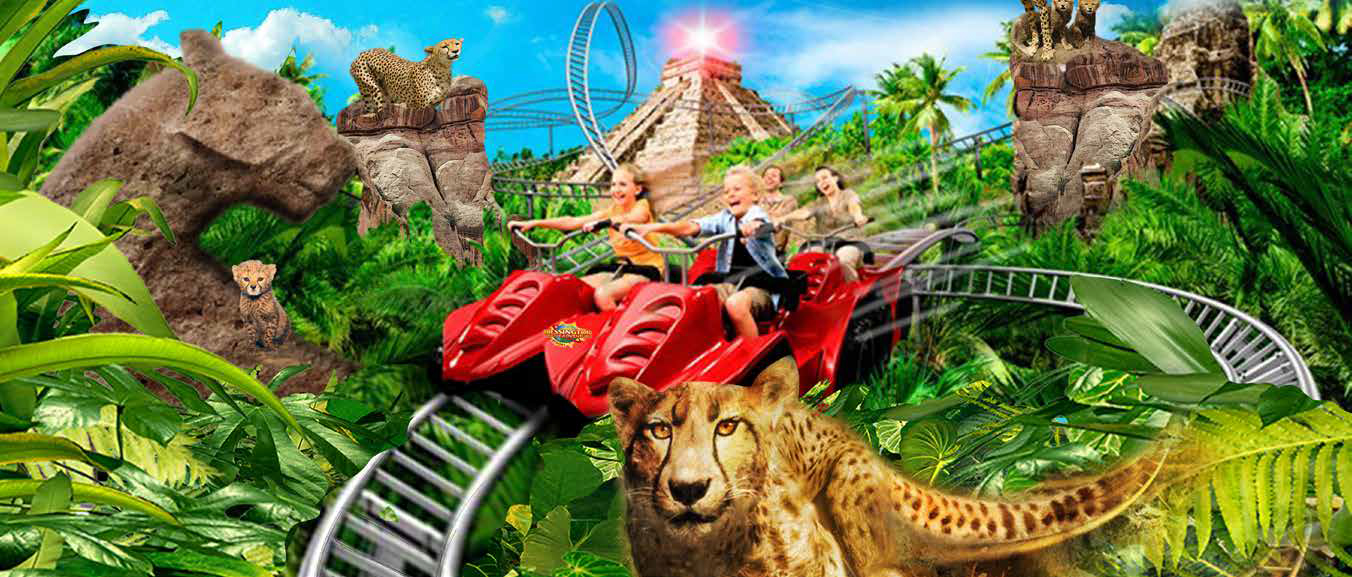 Chessington Long Term Plan - Coaster Concept 1