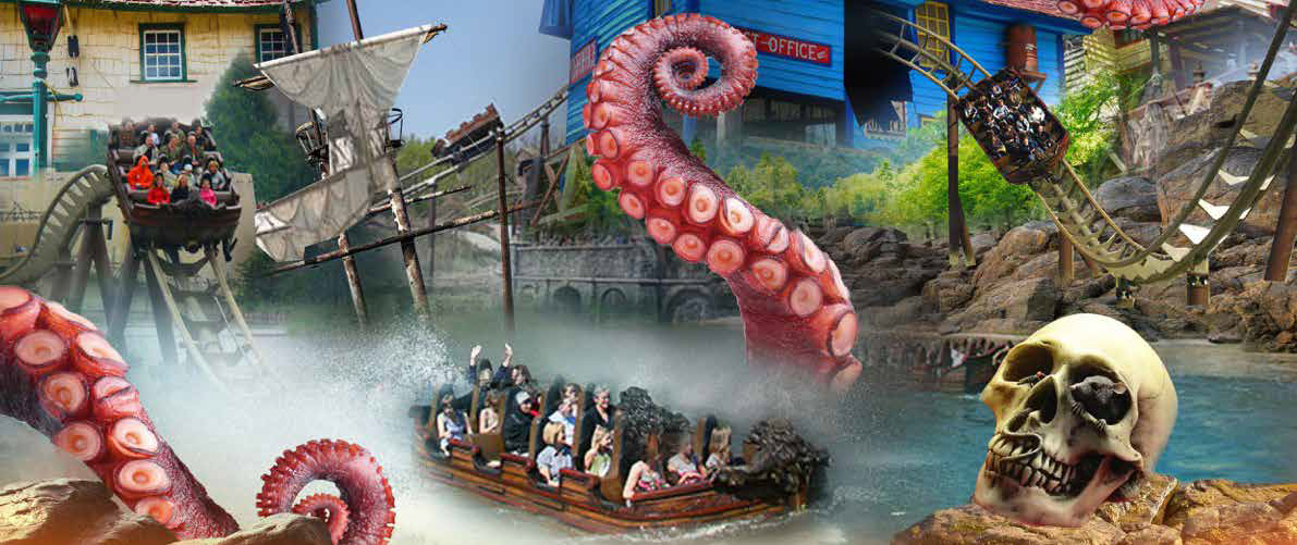 Chessington Long Term Plan - Coaster Concept 2
