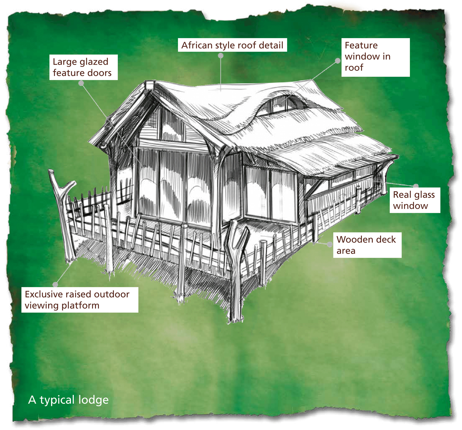 Chessington Long Term Planning - Lodges
